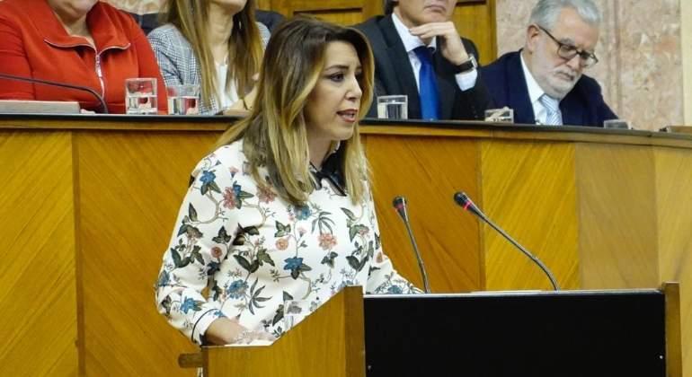 Susana Díaz pierde el trono: ¿cuánto puede sobrevivir una reina sin reino?