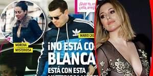 Mario Casas, pillado besando a otra mujer