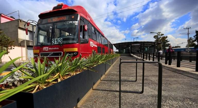 Anuncian ampliación de Línea 5 del Metrobús
