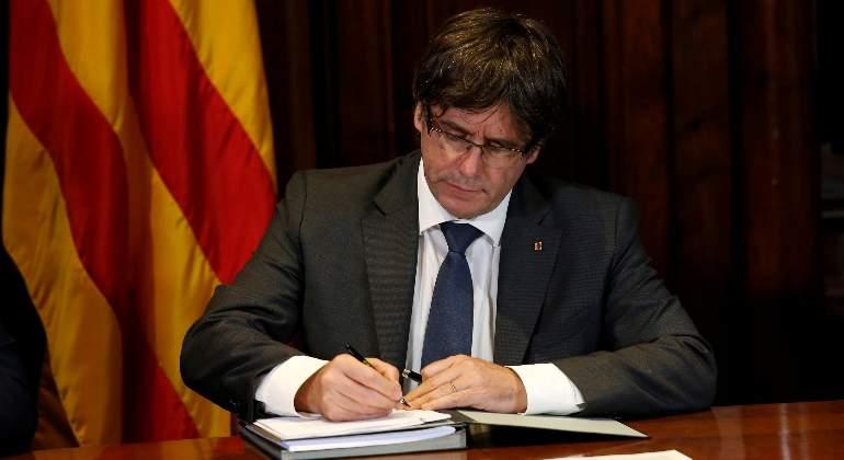 ▶ Spot Referèndum #1OCT: Ara més que mai el futur de Catalunya és a les teves mans pic.twitter.com/MnlY6FqNAR — Govern. Generalitat (@govern) 7 de setembre de 2017 Tweet