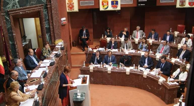 Murcia, la primera comunidad autónoma sin aforados