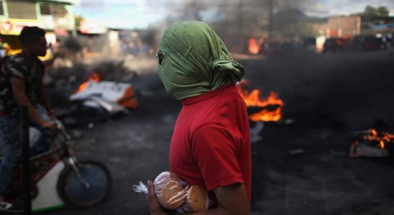 Cancillería chilena expresó su rechazo a la violencia tras elecciones en Honduras