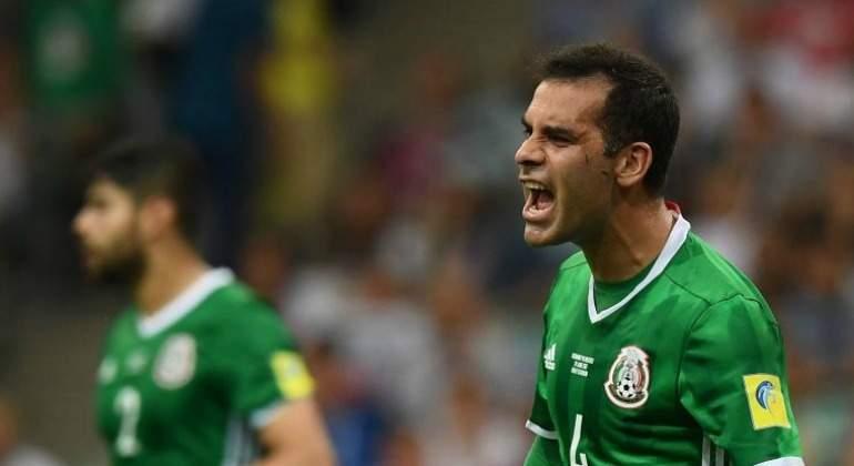 Rafa Márquez exige a directivos apoyar al futbolista mexicano