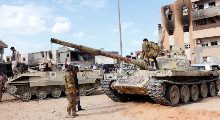 Las fuerzas libias terminan de arrebatarle las últimas posiciones al Estado Islámico en Sirte