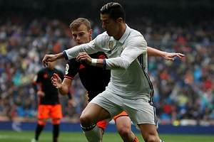 DIRECTO: Real Madrid-Valencia