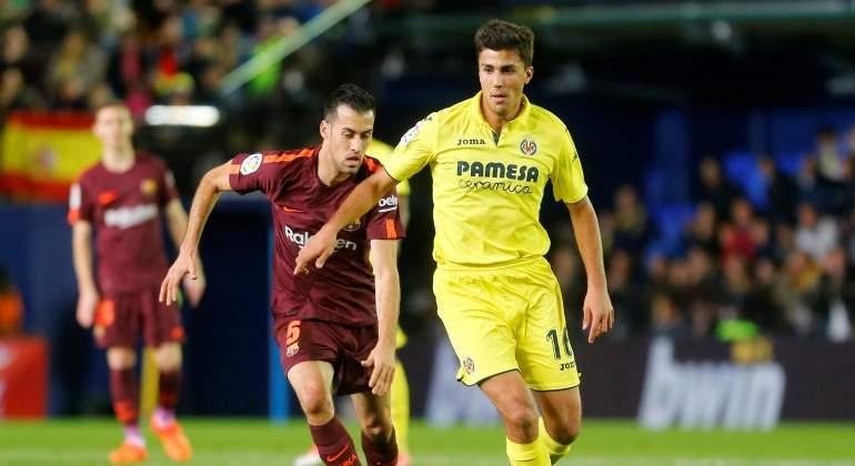 El Atlético ata el fichaje de Rodri, del Villarreal