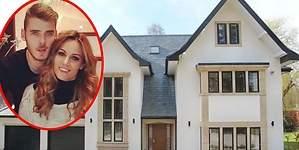 Edurne y De Gea venden su mansión por 4,5 millones