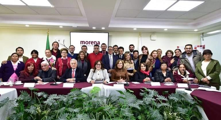 En San Lázaro, Morena sería líder y PES cuarta fuerza: encuesta