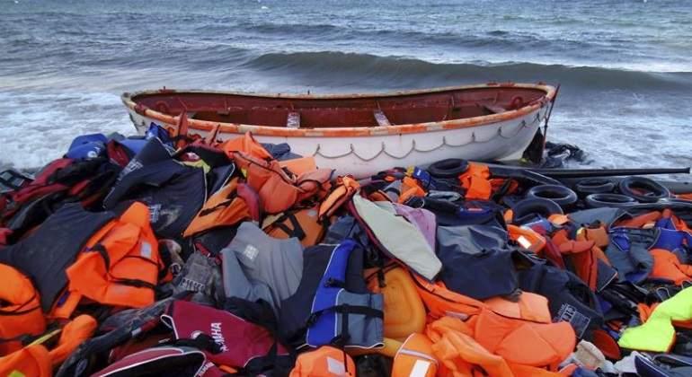 El cementerio del Mediterráneo: mueren en sus aguas 1.600 refugiados más que el año pasado