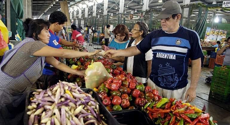 Inflación en agosto alcanzó el 0.62% — INEI