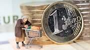 El gasto en pensiones se desborda: el nuevo jubilado cobra un 26% más que el trabajador medio