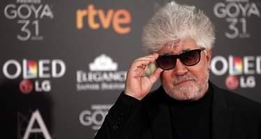 Pedro Almodóvar critica a Rajoy: Un gobernante debe ver el cine que se hace en su país