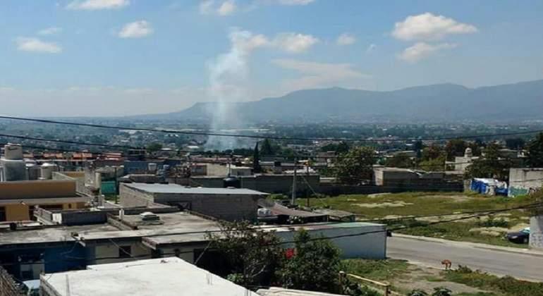 Nueva explosión en Tultepec deja un muerto