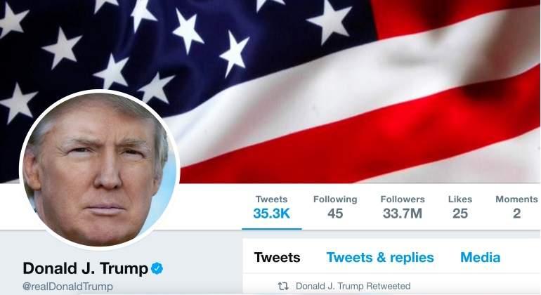 Demandan a Trump por bloquear a seguidores en Twitter