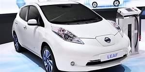 Nissan fomenta la compra de coches eléctricos con 5.500 euros