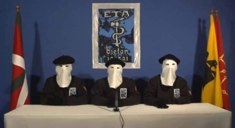 ETA anuncia su desarme total para el próximo 8 de abril