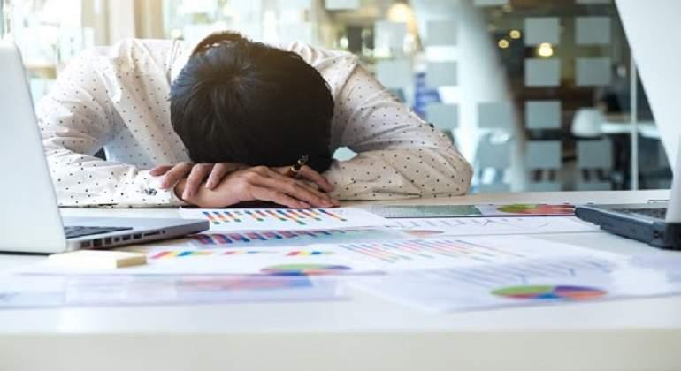 ¿Cómo manejar la rutina en el trabajo?