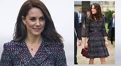 Kate Middleton conquista París con un Chanel de 10.000 euros