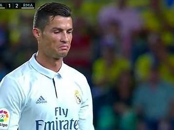 Así fueron los graves insultos de Cristiano en su enfado con Zidane por su cambio