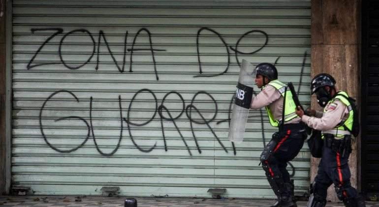 Venezuela registra 26 mil 616 muertes violentas en 2017, según ONG