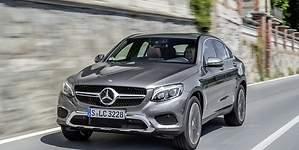 Prueba: Mercedes GLC Coupé 220 d 4Matic, un SUV que alegra la vista