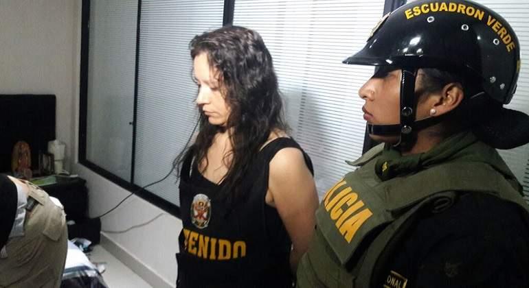 Su prima y otros 25 detenidos en megaoperativo en Cañete — Ollanta Humala