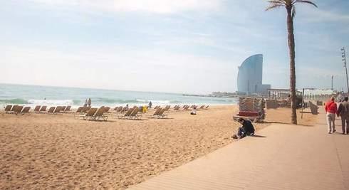 Barcelona, uno de los destinos favoritos de Europa para veranear