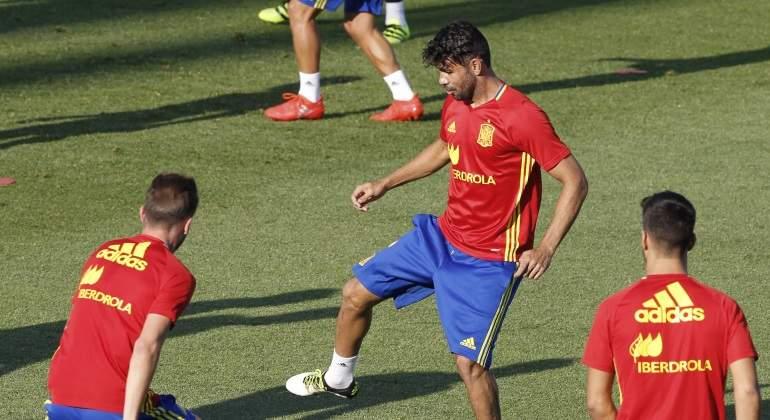 Diego Costa confirma que estuvo a punto de ir al Atlético de Madrid
