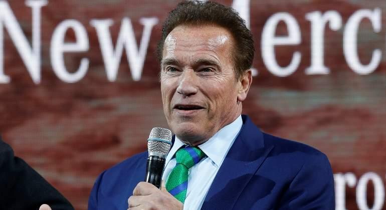 Arnold Schwarzenegger vuelve a Almería con el rodaje de 'Terminator 6'