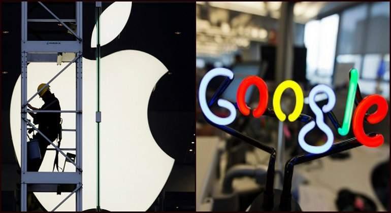 Apple y Google las marcas más valiosas del mundo