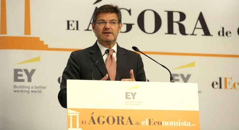 Catalá niega presiones a los fiscales y no teme nuevas conversaciones en la Operación Lezo