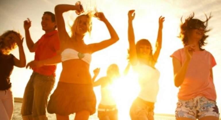 Compartir buenas noticias da salud y  felicidad