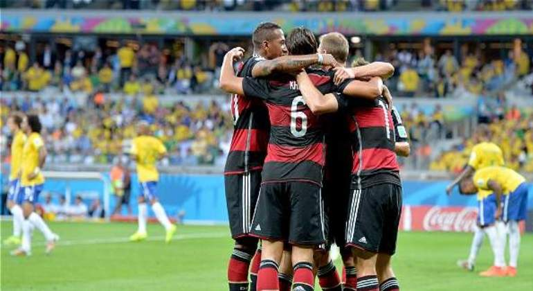 Brasil y Alemania anuncian partido amistoso en el 2018