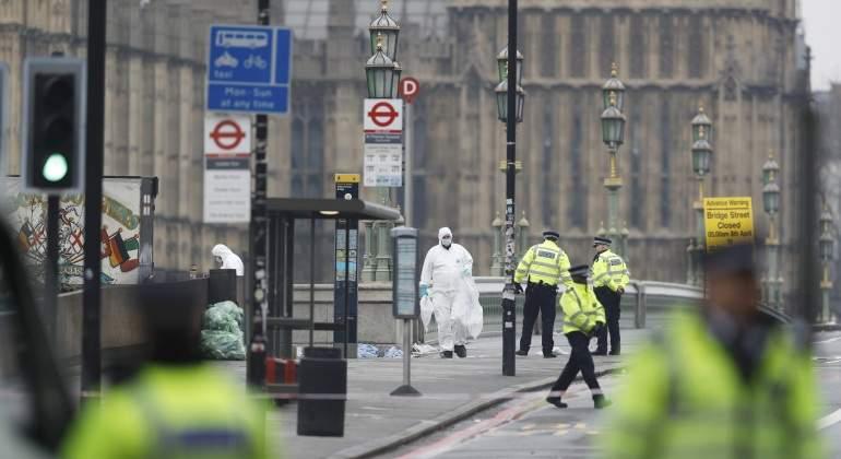 El MI5 alerta de que Reino Unido podría sufrir un atentado en cualquier momento