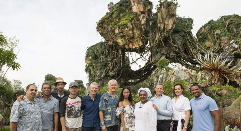 Bienvenidos a Pandora, el parque temático que te transporta a Avatar