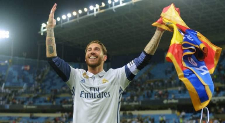 James Rodríguez contento por haber ganado la Liga con el Real Madrid