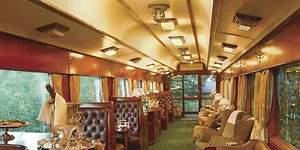 Los viajes en tren más lujosos y exóticos
