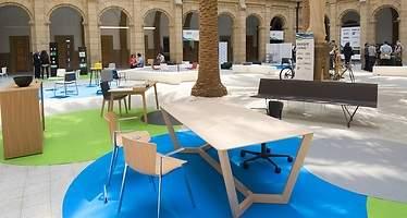 Las firmas  de mobiliario de diseño del Cluster Habic superan la barrera de los 350 millones en exportaciones