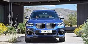 BMW enciende la traca final con la llegada de los nuevos X3 y Serie 6 GT