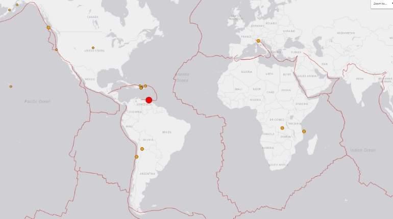 No se registra alerta de tsunami tras sismo de 7,3 en Venezuela