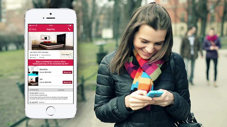 La aplicación para reservar motel en Bogotá — MotelNow