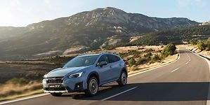 Nuevo Subaru XV: la verdadera fórmula del SUV la tienen en Japón