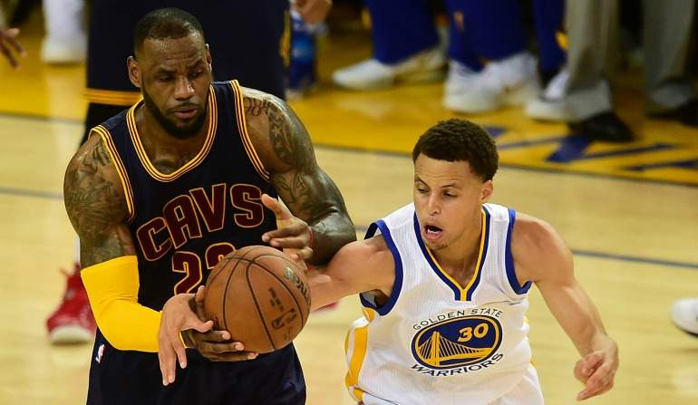 Apalea Warriors en el 1ero a Cavs