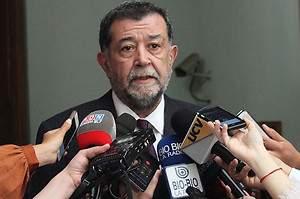 Subsecretario Aleuy entregó balance de los incendios forestales en Chile