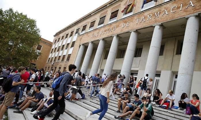 La Universidad Complutense De Madrid Sube 27 Puestos En El Ranking