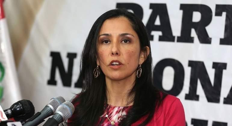 Nadine Heredia habría usurpado funciones — Informe de Fiscalización
