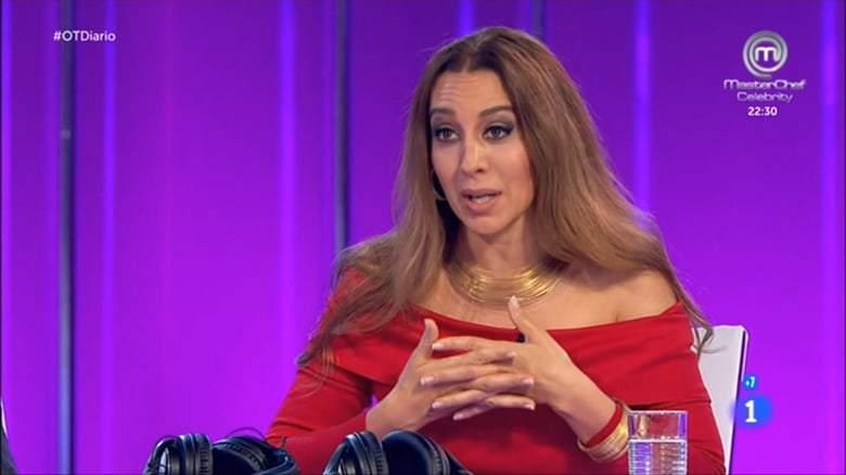 Mónica Naranjo se encara con el público de OT: Eres un verdadero imbécil