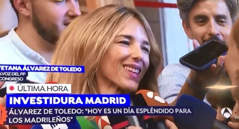 María Hernández Tronista De Myhyv Desnuda En La Portada De