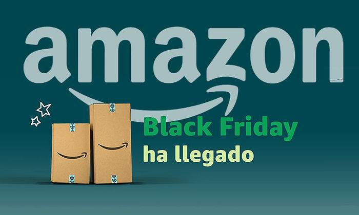 Friday Black Mejores Ofertas Día Del En AmazonLas Diez dhQstr