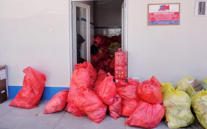 PGJ investiga caso de bebé arrojada a contenedor de basura